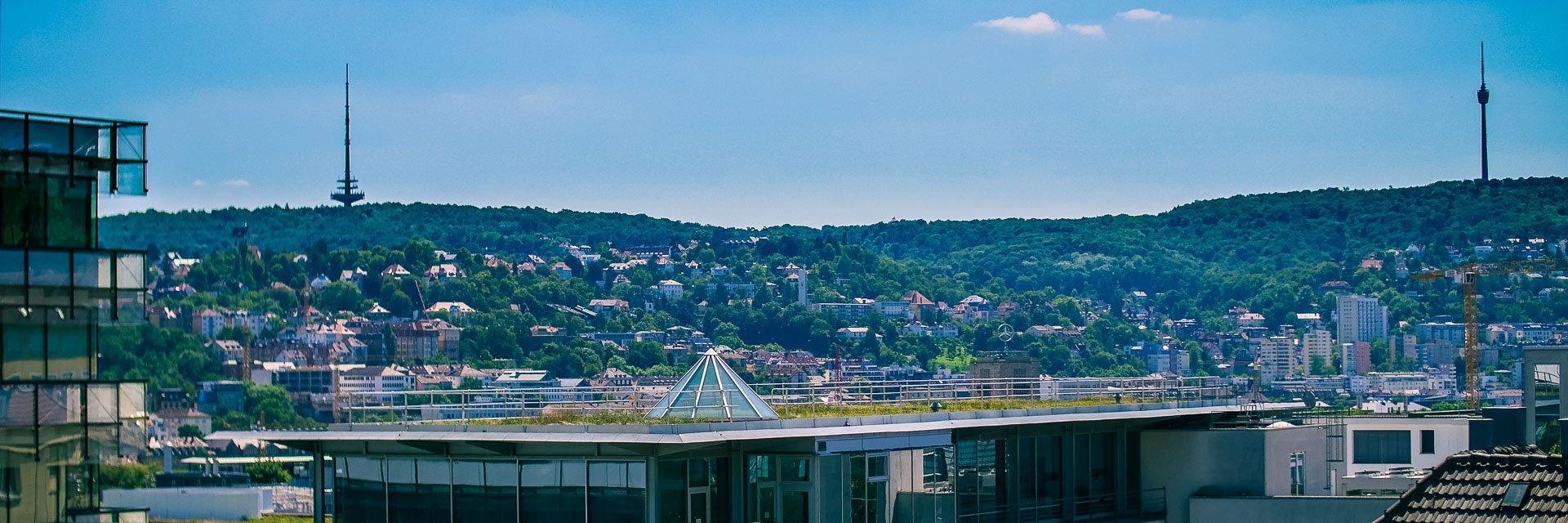 Dachdecker Stuttgart Dach